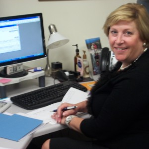 Patti McLaughin – Accountant