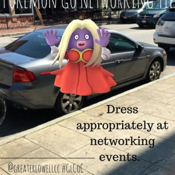 Networking Tip #8
